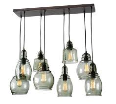 recycled glass pendant lights spectacular epic paxton 3 light 67 with additional home ideas 21
