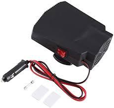 Amazon.co.jp: <b>Car</b> Fan Heater <b>12V 250W Car Portable</b> Ceramic ...