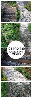 12 Backyard Rock Pathways to Die For