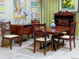 plastic dollhouse furniture sets. renwal dining room set 9 pc vintage miniature dollhouse furniture ideal plastic sets