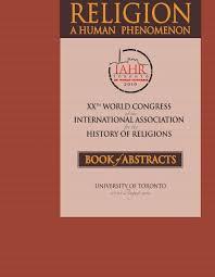 Book Of Abstracts Xxth World Congress International