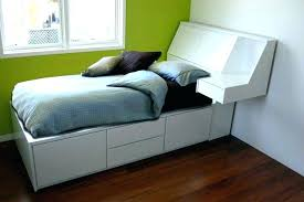 Twin Bed Frame With Storage Twin Daybed With Storage Twin Xl Bed ...