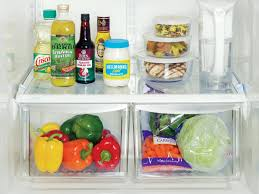 Refrigerator Light Out Stock A Healthy Refrigerator Real Simple Real Simple