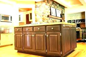 Microwave Drawer In Island Kitchen With Designs I D24