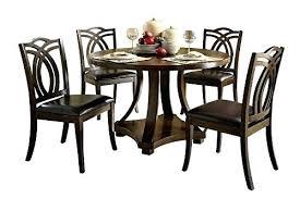 round dark oak dining table dark oak round dining table dark oak dining table and chairs