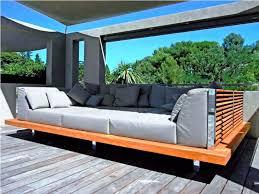 diy outdoor sofa bed