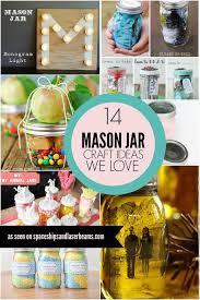 Decorations Using Mason Jars 100 Mason Jar Craft Ideas We Love Spaceships and Laser Beams 100