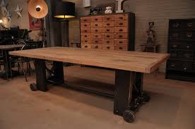 Industrial Style Dining Room Tables Wood Table New Industrial Dining Table Design Industrial Dining