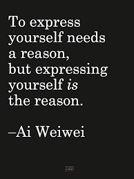 Quotes On Expressing Yourself
