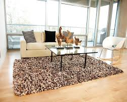 Large Living Room Area Rugs Living Room Shag Area Rugs With Large Glass Windows And Glass