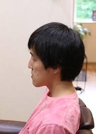 大学生の男性の髪型ベストバランスを探し出す 茨城県北茨城市の