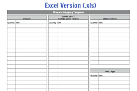 price comparison sheet excel grocery store price comparison spreadsheet cost analysis template
