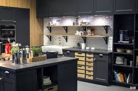 Classic Modern Kitchen Practical And Trendy 40 Open Shelving Ideas For The Modern Kitchen