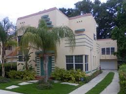 art deco style homes plans plan 052h 0056 great house design