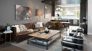 6 elements of modern rugged room decor