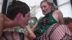 Femdom strapon action with crossdressers and Maitresse Madeline.
