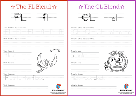 In these worksheets, students match various consonant blends with pictures of words starting with that sound. Here S How Your Child Can Master Phonics Blends Quickly