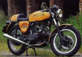 1973年ducati 750 sport