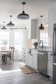 follow along the makeover of this beautiful farmhouse kitchen in this post liz shares