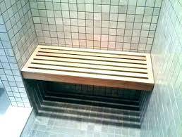 wood shower stool teak wood shower bench teak wood shower stool corner shower bench corner shower