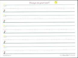 Cursive Paper Printable Writing Lines Template Printable Lined Paper