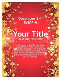 Holiday Flyers Templates Free Free Holiday Party Flyer Templates Onlinedegreebrowse Com