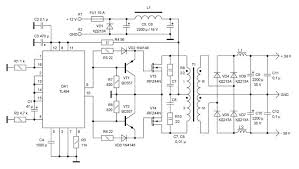 car amplifier power supply power supply circuits car circuit diagram at Car Power Diagram