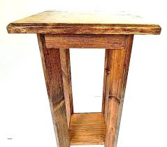 small wooden side table white end tables round wood tall tab