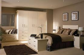 ... Interesting Bedroom Wardrobe Closets For Perfect Bed Storage Settings :  Striking Bedroom Wardrobe Closets Applied At