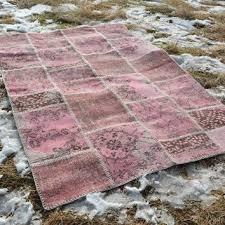 turkish patchwork rug turkish rug vintage rug oriental rug o