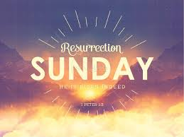 Resurrection Sunday Sunrise Church Powerpoint Easter Sunday