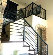 outdoor metal stair railing. Indoor Metal Railing Stair Horizontal Rod Iron Outdoor S