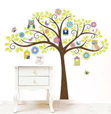 life size tree wall decals stupendous outdoor wall art tree of life black memory tree wall