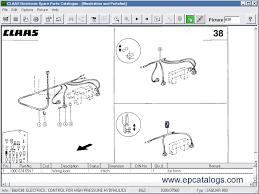 claas 2008 spare parts catalog heavy technics repair enlarge
