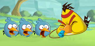 Angry Birds TV, Coming To A Mobile Screen Near You : NPR