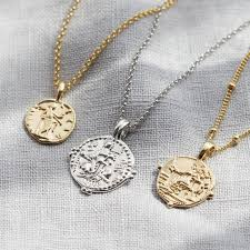 meaning behind coin necklaces