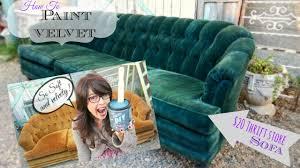 velvet sofa thumbnail