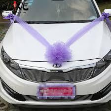 Wedding Car Decorations Accessories Wedding Car Decoration Sets Artificial Flower Diy Garlands Wreath 62