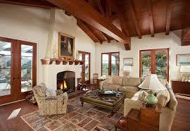 custom spanish style furniture. hope ranch spanish style custom home family room mediterraneanlivingroom furniture