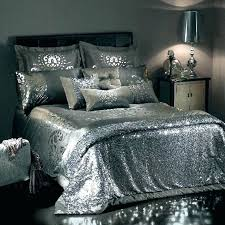 glitter bedding set dark gray duvet cover queen sets full on crib with awesome grey silver