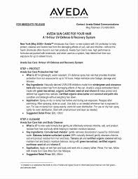 Hair Stylist Cover Letter Beautiful Attractive Salon Cover Letter