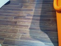 grouted vinyl plank modern living room
