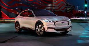 2021 <b>Ford Mustang</b> Mach-E revealed, Australia ruled out – UPDATE ...