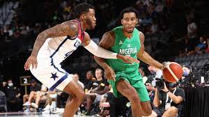 Nigeria stuns Team USA basketball in ...
