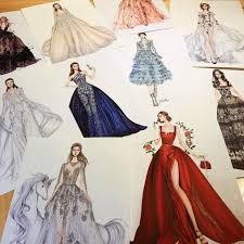 Fashion Designing File How To Start A Career In Fashion Illustrations