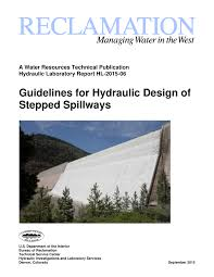Overflow Spillway Design Example Pdf Guidelines For Hydraulic Design Of Stepped Spillways