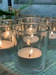 Wedding Tea Light Holders In Bulk Bulk Buy Clear Glass Tea Light Holder Candle Votive Wedding Table Decoration