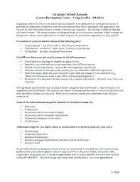Grad School Admission Resume Samples. Graduate Application Cv Sample ...