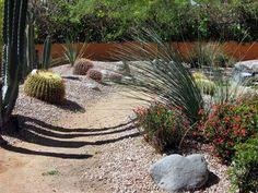 Small Picture desert landscape ideas Desert landscaping ideas Rock Pathway
