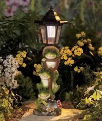 Solar Frog Lights
